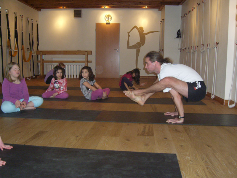 Kinderyoga in Essen